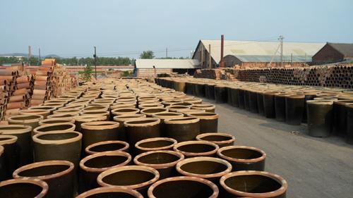 山西陶瓷发酵缸